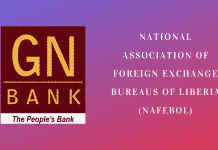 GN Bank Ties Up With National Association of Foreign Exchange Bureaus of Liberia