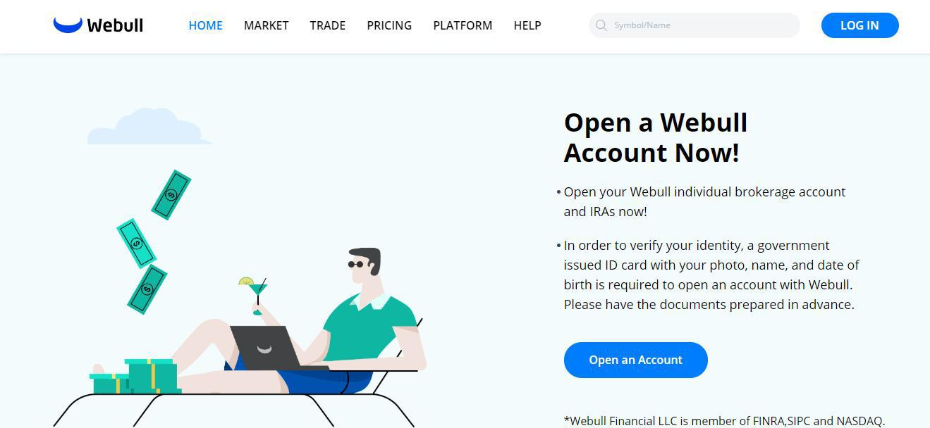 Webull Review - Open an Account with Webull