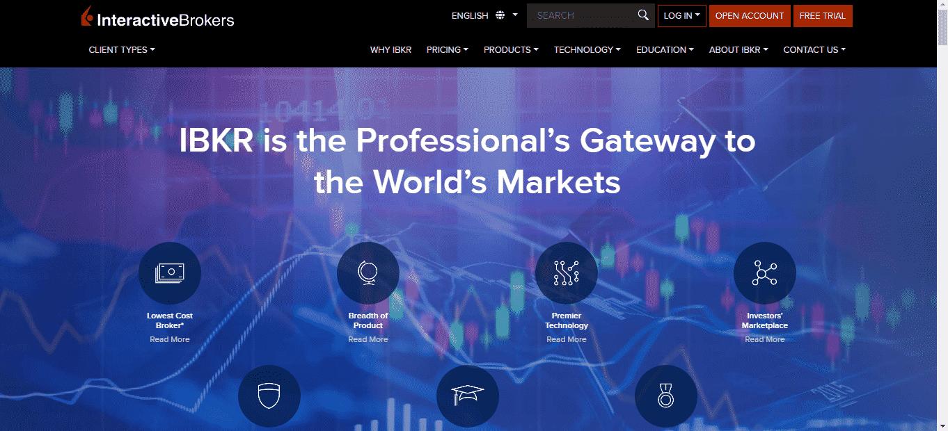 Interactive Brokers Review - Best Online Broker is Interactive Brokers