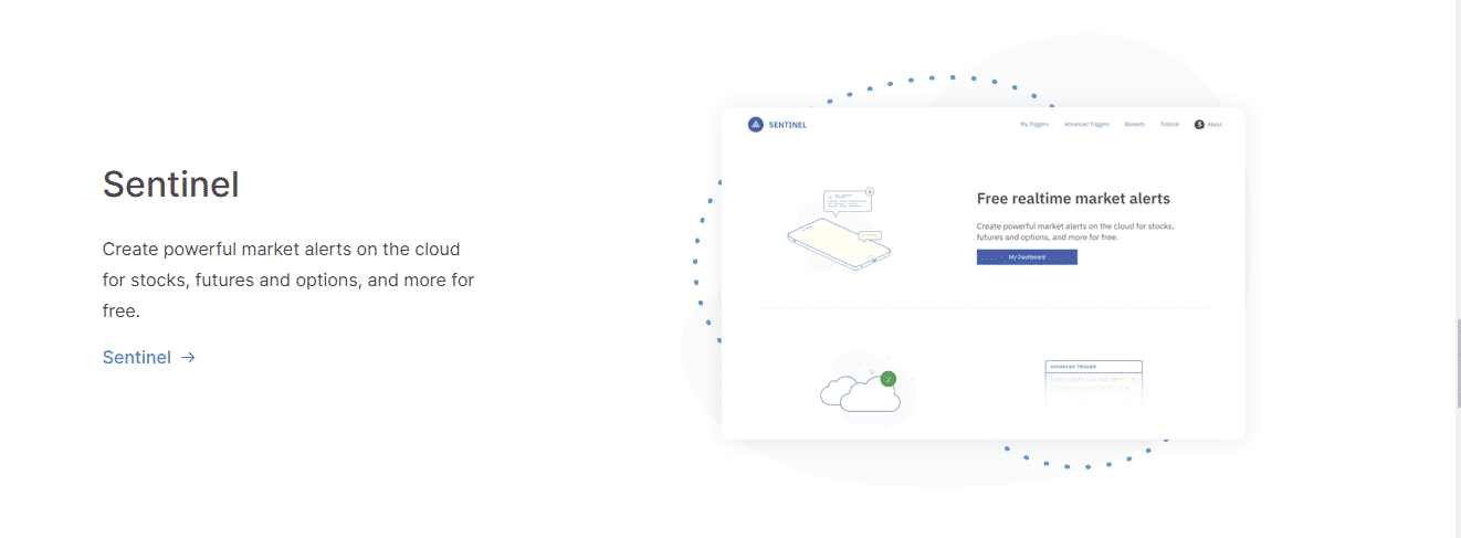 Zerodha Review: Get price alerts with Sentinel