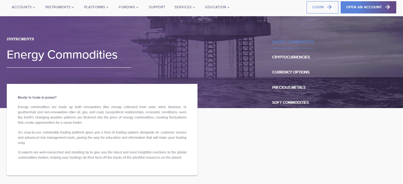 AnalystQ Review - Energy Commodities