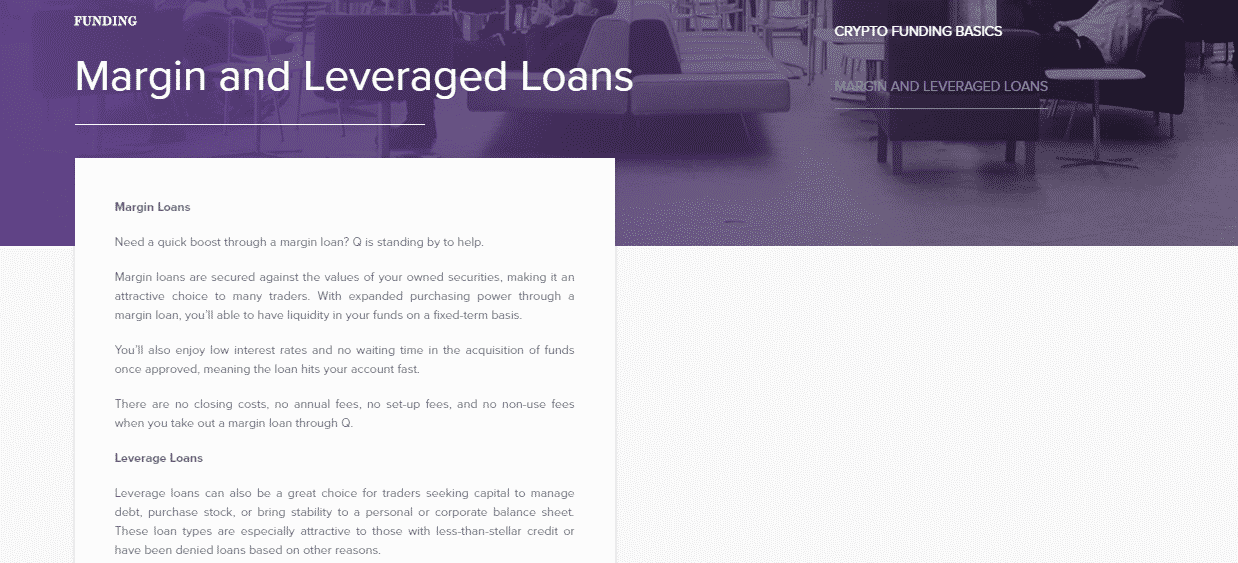 AnalystQ Reviews - Margin and Leveraged Loans