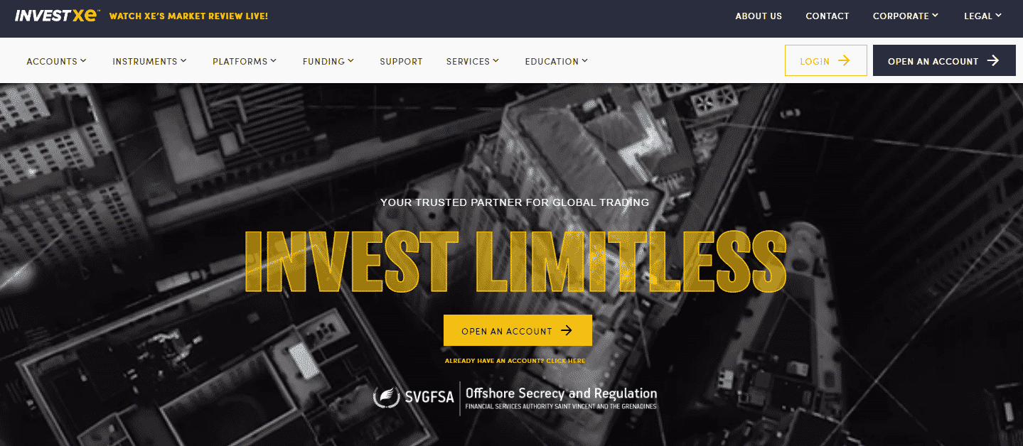 InvestXE Review- Features!